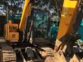 湖南国产三一75二手挖掘机快速交易 大众机械推荐