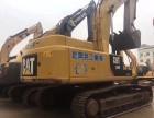 卡特二手大型挖掘机349D,现场试车,全国包运