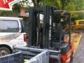 二手2.5吨3吨柴油叉车,二手电瓶叉车1.5吨2吨叉车