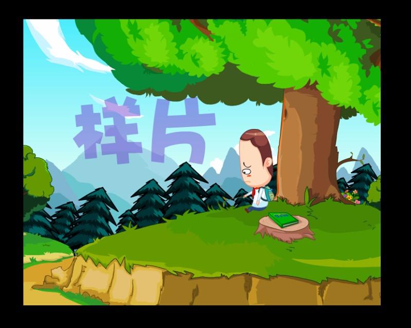 定格 逐格动画FLASH动画 手绘剪纸动画 3D动画