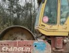 压路机常林股份工地活刚完处理了算了