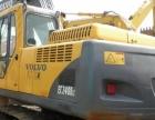 转让二手挖掘机,新型沃尔沃240B、360等包送