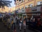 白云江夏步行街临街首层精装旺铺转让