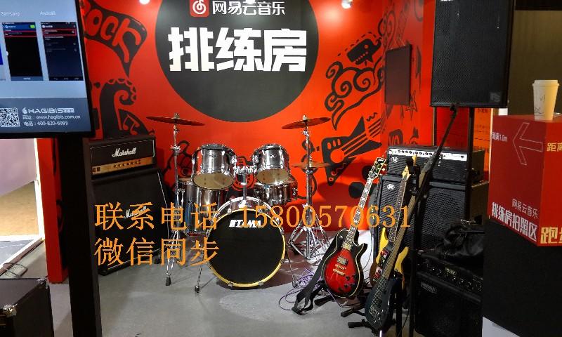 舞台搭建灯光音响演出节目乐器租赁架子鼓电子鼓电钢琴乐队模特