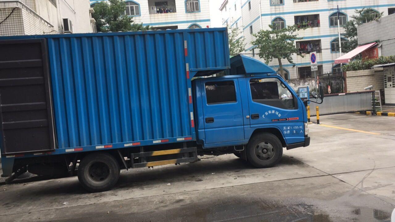 福田搬家公司,居民搬家,公司搬家,大小货车面包车搬家