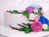 杭州学习蛋糕学校-杭州蛋糕烘焙培训