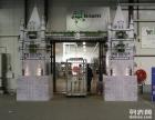 广州喷画公司制作异形展板 精细喷绘模型纸板