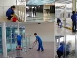 青浦区保洁清洗公司 公司保洁外包托管 学校装修后保洁清洗