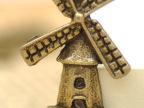 1062风车1.3g小挂件饰品材料 新款zakka风 diy手工材料 合金饰品