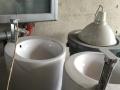 饭店烧烤用的椅子冷藏柜盘子炉子转让