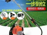锄草机 多用背负式松土机 割草机