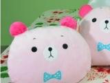 韩国卡通手捂 暖手抱枕批发 插手枕 毛绒玩具暖手宝 生日礼物