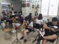 广州吉他培训 钢琴 古筝 架子鼓教学