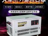 35kw厂房备用静音汽油发电机