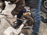 北京海淀24小时修车救援补胎搭电维修换电瓶马达发电机
