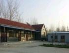 大型新建钢构厂房