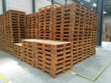 武漢倉庫木托盤出租 貨架木托盤租賃