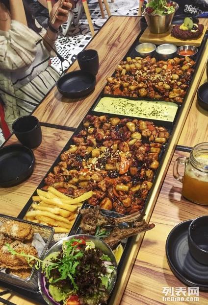 韩食 人员培训 技术指导 韩国料理 分米鸡 厘米鸡