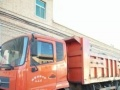 出售东风本部200马力、6米大箱前四后四自卸车