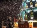 镇江年会活动雪花机,圣诞人工造雪机,特效雪花机厂家销售