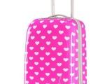 24寸卡通拉杆箱登机箱旅行箱行李箱万向轮卡通时尚清新秀丽托运箱