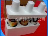 批发供应 厂家生产单只红酒泡沫箱,防摔包