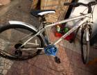 低价转让24速型号27全鋁法国迪卡侬山地自行车