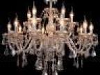 古镇led客厅卧室水晶吸顶灯 厂家直销 新款欧式水晶吸顶吊灯批发