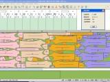 富怡V9服裝CAD軟件 帶超級排料 送教程 帶加密狗