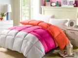 南通厂家 加厚羽丝绒冬被 保暖纤维被芯 学生被褥单人双人床褥子