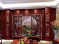 兴宁帕菲特背景墙,专业做大理石玉石罗马,瓷砖布5D背景墙