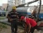 青岛市投下水道修水管马桶地漏高压清洗管道抽化粪池