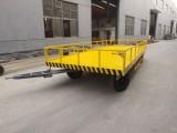 中运制造工业运输车 定做平板拖车 拖车质量