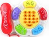 音乐早教电话机 儿童宝宝玩具电话 会讲故事  启蒙益智玩具
