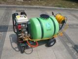 批发农业植保汽油打药喷雾机远程手推车大棚杀虫高效打药机TF80