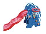 供应塑料组合滑梯 室内小滑梯 小兔滑梯 儿童游乐设备