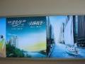 楼顶大字 公司背景墙 展会搭建 门头发光字