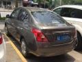 日产 阳光 2012款 1.5 CVT XE 舒适版