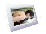 7寸超薄数码相框 电子相册 视频广告机 MP3MP4播放器LCD