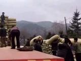 鄭州專業力工搬運裝車卸車大件家具上樓備有叉車地牛自卸車