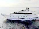 上海游艇出租 96尺豪华游艇 上海游艇出租来乐航