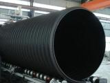 新型HDPE钢带增强管知名度高