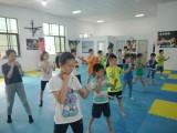 济南和平路专业散打,防身术,搏击专业培训费用
