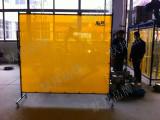 高品质默邦品牌可拆卸式焊接防护屏,防弧光pvc软板
