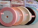 蛋糕盒手提绳子 DIY辅料—彩色缎带0.9cm宽 单