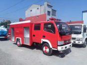 二手或全新5吨水灌消防车