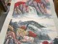 李可染山水画
