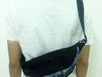 **新品 日韩出口迷彩帆布腰包胸包 个性时尚滑板小包