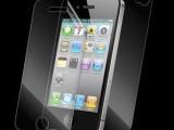 批发iphone4贴膜3D钻石膜4S 苹果5G贴膜手机膜高清磨砂