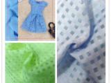 长期现货供应多丽方格欧根纱裙子 休闲服面料